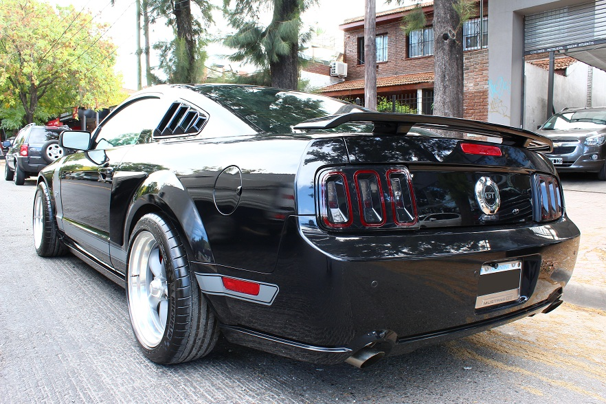 Ford Mustang 5 0 Coupe V8 Gt