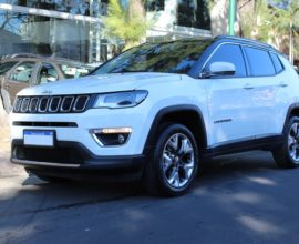 Jeep Compass 2.4 Limited 170cv Atx