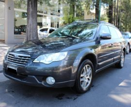 Subaru Outback 2.5 3s 4at Sawd 165cv