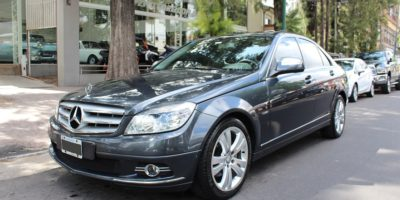 Mercedes-Benz Clase C 1.8 C200 Kompressor Avantgarde At
