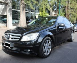 Mercedes-Benz Clase C 1.8 C200 Kompressor Manual Techo