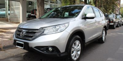 Honda CR-V 2.4 Ex 4wd 185cv At