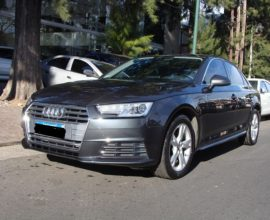 AUDI A4 2.0 TURBO 190CV STRONIC CON VIRTUAL COPYT 2017