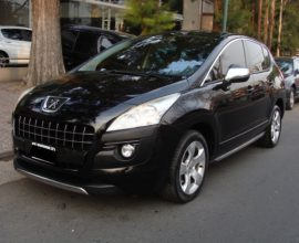 PEUGEOT 3008 ALLURE THP 106 TURBO DE 163CV 2014