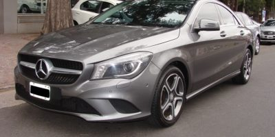 MERCEDES BENZ CLA200 URBAN MANUAL