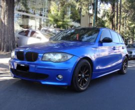 BMW 120i ACTIVE 2.0 DE 150CV 2006 178.000KM MANUAL