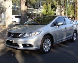 HONDA CIVIC 1.8 LXS MANUAL 140CV UNICA MANO 2015 SER. OF