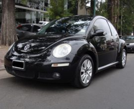 VOLKSWAGEN NEW BEETLE 2.0 ADVANCE MANUAL 2007 CUB NUEVAS