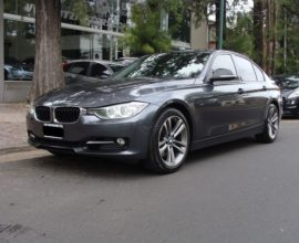 BMW 328i SPORT 2.0 TURBO 245CV STEPTRONIC CON LEVAS UNICA MANO 75.000KM SERV OF