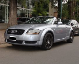AUDI TT 1.8 ROADSTER QUATTRO MANUAL 2004 13.000KM UNICA