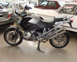 BMW GS 1200 2008 33.000 KM SERVICES OFICIALES DEMOSTRABLES ACCESORIOS