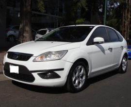 FORD FOCUS II GHIA 1.8 TDCI MANUAL 2013 2A MANO 105.000KM IMPECABLE